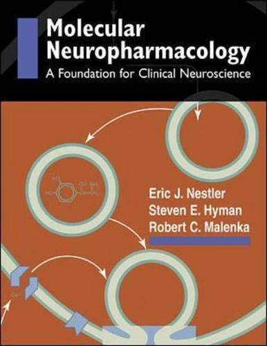 9780838563793: Molecular Basis of Neuropharmacology: A Foundation for Clinical Neuroscience