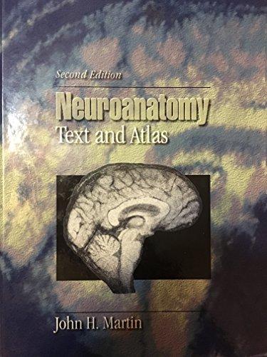 9780838566947: Neuroanatomy: Text and Atlas