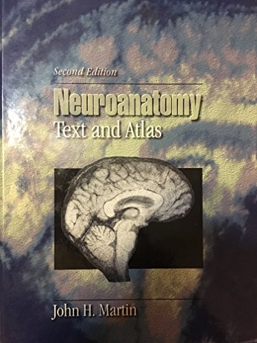 9780838566947: Neuroanatomy: Text and Atlas
