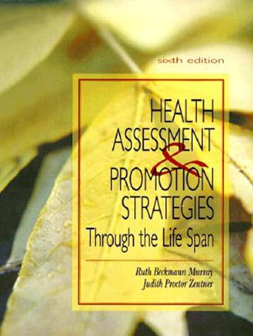 9780838569870: Nursing Assessment And Health Promotion Strategies Through The Life Span