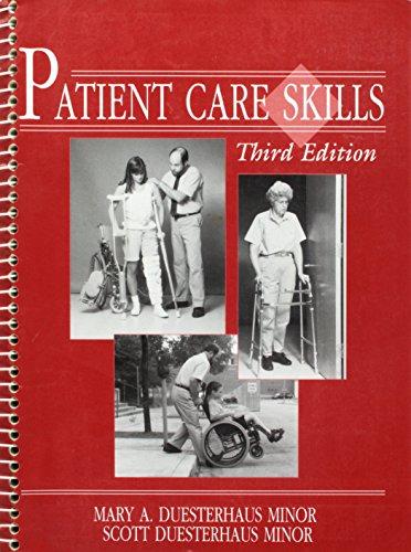 9780838577097: Patient Care Skills