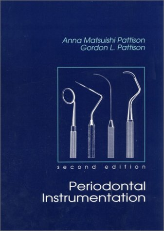 9780838578049: Periodontal Instrumentation (2nd Edition)