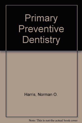 9780838578681: Primary Preventive Dentistry
