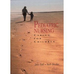 9780838580189: Pediatric Nursing: Caring for Children