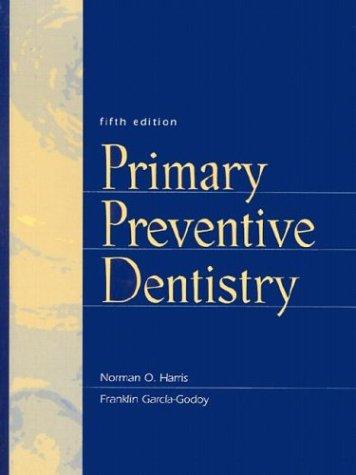 9780838581292: Primary Preventive Dentistry