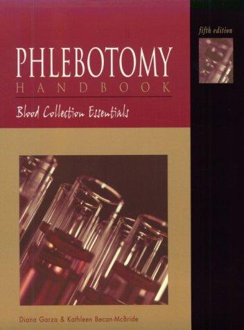 9780838581414: Phlebotomy Handbook