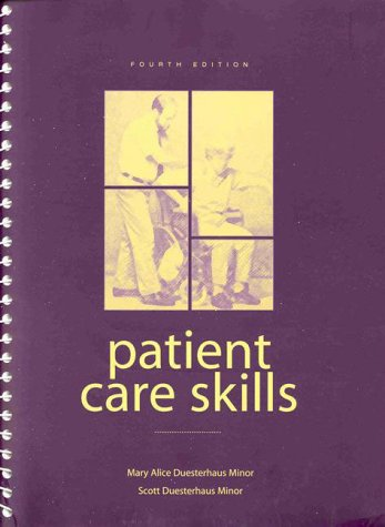 9780838581575: Patient Care Skills (4th Edition)
