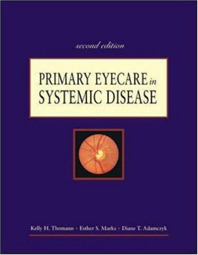 9780838581766: Primary Eyecare in Systemic Disease