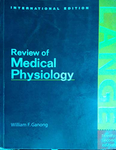 9780838584491: Review of Medical Physiology