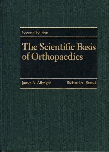 9780838585047: The Scientific Basis of Orthopaedics