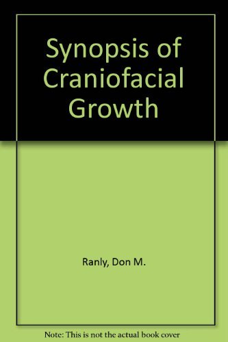9780838587805: A Synopsis of Craniofacial Growth