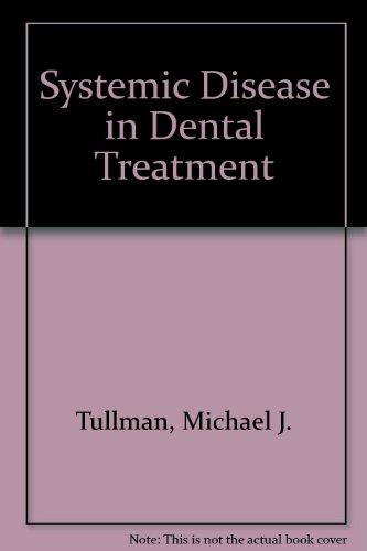 9780838587935: Systemic disease in dental treatment