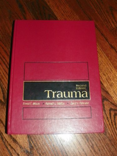 9780838590072: Trauma