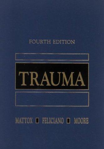 9780838590126: Trauma