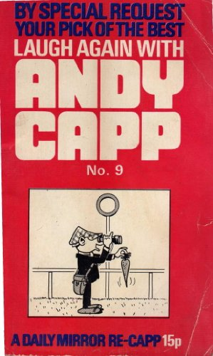 9780838590430: Laugh Again With Andy Capp 9 [Paperback] by Reg Smythe