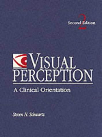 9780838594667: Visual Perception: A Clinical Orientation