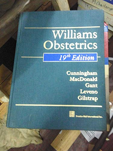 9780838596357: Williams Obstetrics