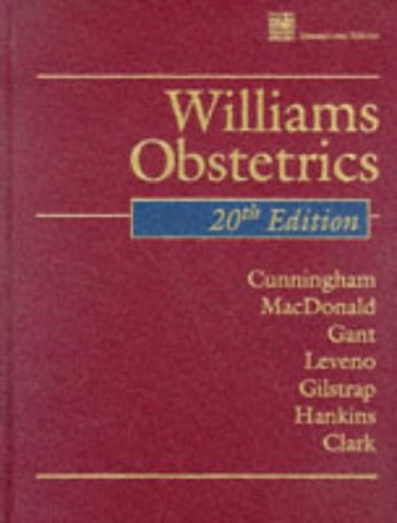 9780838596425: Williams Obstetrics