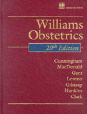 9780838596425: Williams Obstetrics