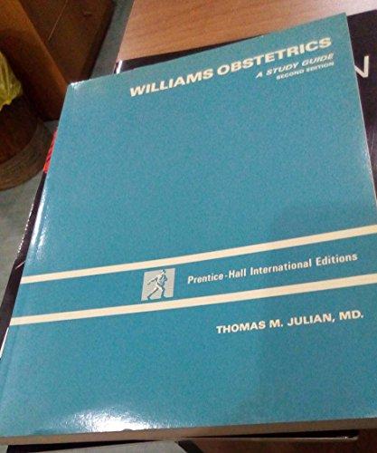 9780838597279: Williams Obstetrics: Study Gde