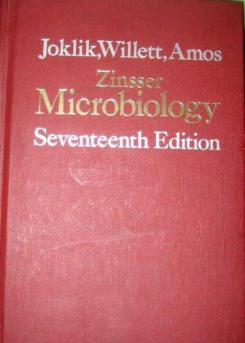 Zinsser Microbiology: Wolfgang K. Joklik;