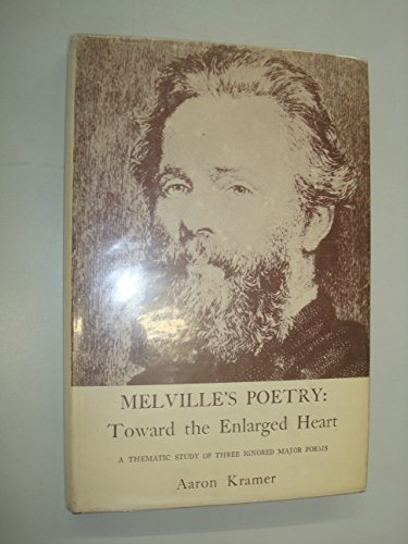 9780838610022: Melville's Poetry: Toward the Enlarged Heart