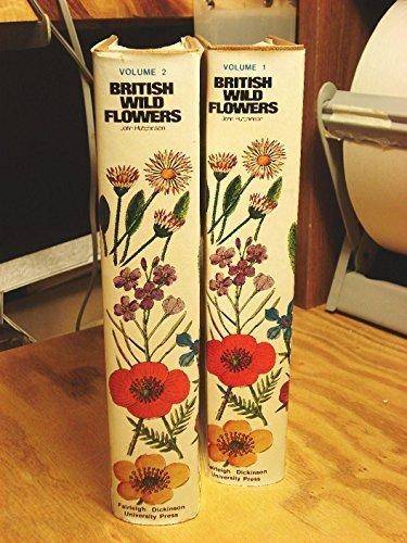 British wild flowers: Hutchinson, J