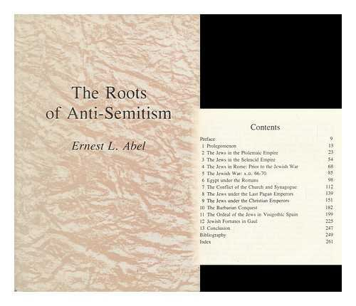 an analysis of the roots of anti semitism Jewish jesus in renaissance art and the roots of anti-semitism  of the jewish jesus in mind when you view  broad historical analysis that art historians.