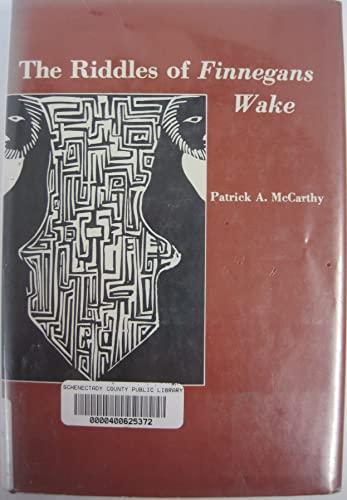 9780838630051: The Riddles of Finnegans Wake