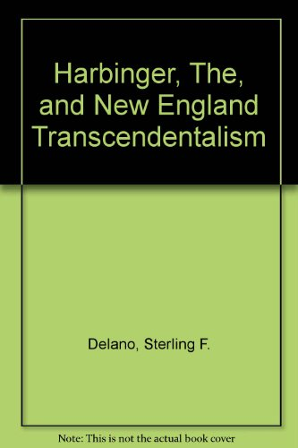 9780838631386: The Harbinger and New England Transcendentalism: A Portrait of Associationism in America