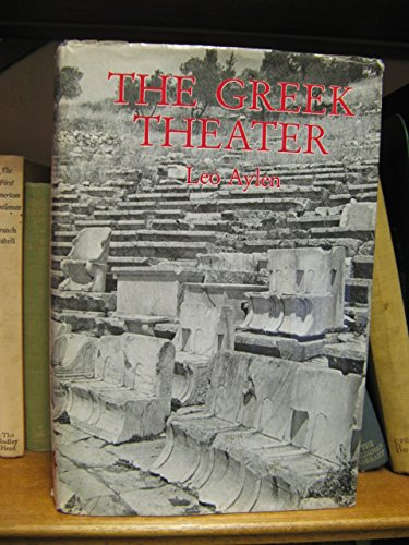 9780838631843: The Greek Theater
