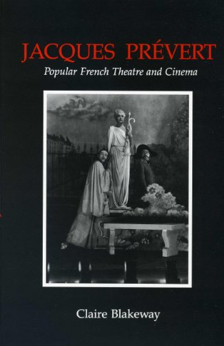 9780838633090: Jacques Prevert and Popular French Theatre and Cinema