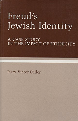 9780838633748: Freud's Jewish Identity: A Case Study in the Impact of Ethnicity (Sara F. Yoseloff Memorial Publications in Judaism and Jewish Affairs)