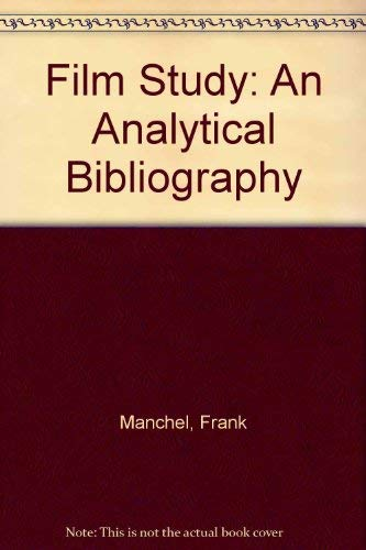 9780838634134: Film Study: An Analytical Bibliography