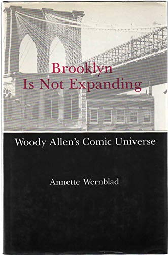 9780838634486: Brooklyn Is Not Expanding: Woody Allen's Comic Universe