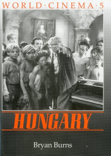 World Cinema: Hungary (Hardback): Bryan Burns