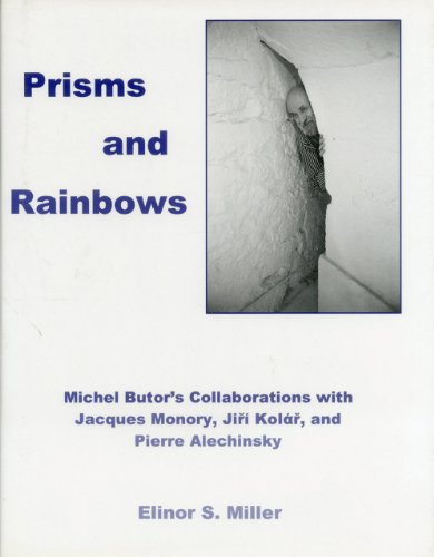 Image result for Prisms and Rainbows: Michel Butor's Collaborations with Jacques Monory, Jiri Kolar
