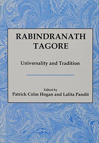 9780838639801: Rabindranath Tagore: Universality and Tradition