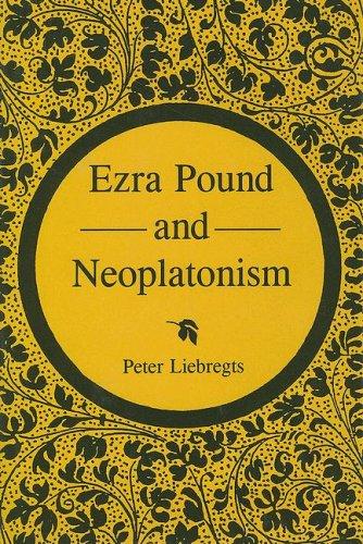 9780838640111: Ezra Pound and Neoplatonism