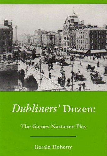 9780838640128: Dubliners' Dozen: The Games Narrators Play