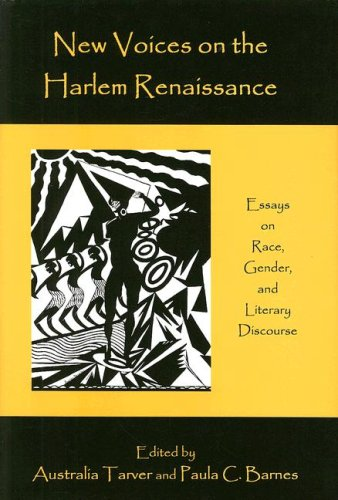 New Voices on the Harlem Renaissance: Essays on Race, Gender, And Literary Discourse: Tarver, ...