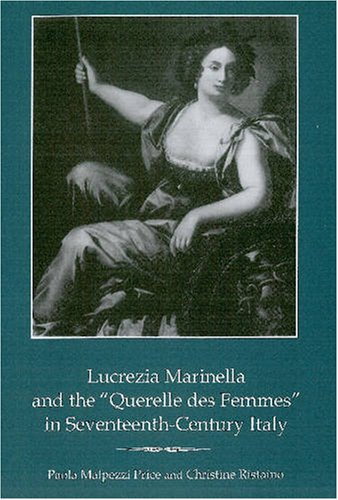 9780838641224: Lucrezia Marinella and the