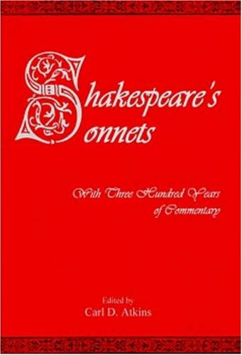 9780838641637: Shakespeare's Sonnets: With Three Hundred Years of Commentary