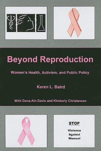 9780838641842: Beyond Reproduction: Women's Health, Activism, and Public Policy