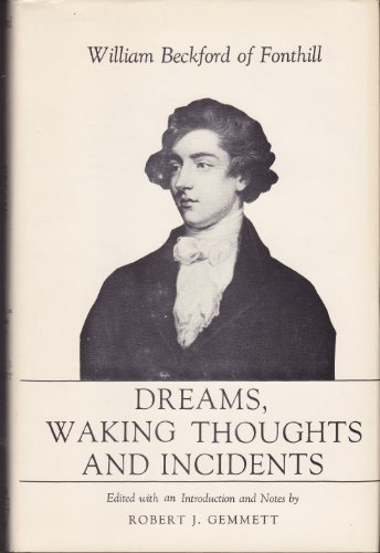 9780838676486: Dreams, Waking Thoughts and Incidents
