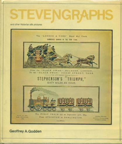 9780838678800: Stevengraphs and Other Victorian Silk Pictures