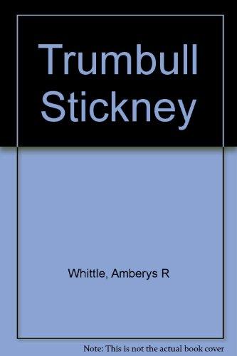 9780838711545: Trumbull Stickney