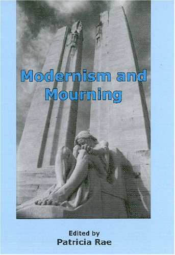 9780838756171: Modernism and Mourning