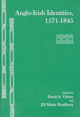 9780838757130: Anglo-Irish Identities, 1571-1845
