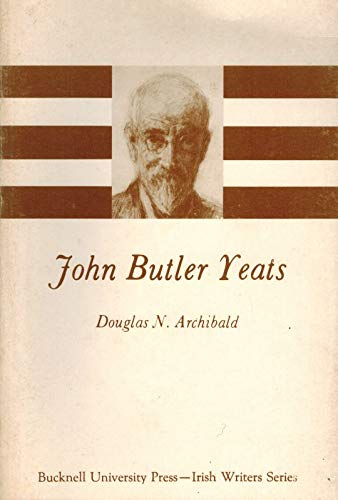 9780838777336: John Butler Yeats (Irish Writers Series)